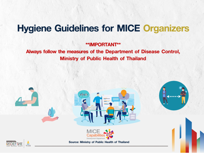 Hygiene Guidelines for MICE Organizers